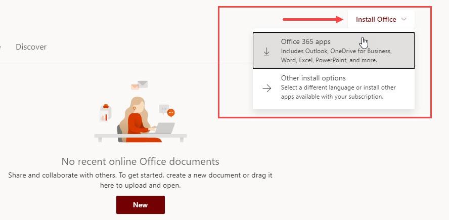 Tải Office 365 miễn phí