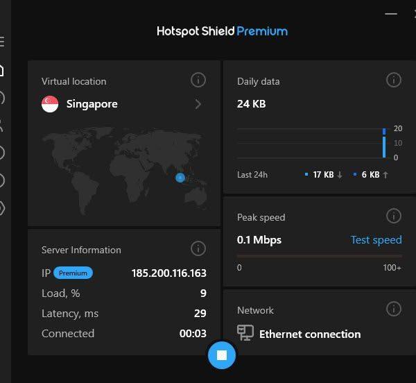 Hotspot Shield Premium VPN
