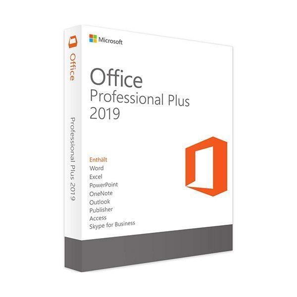 Key Office 2019 Pro Plus